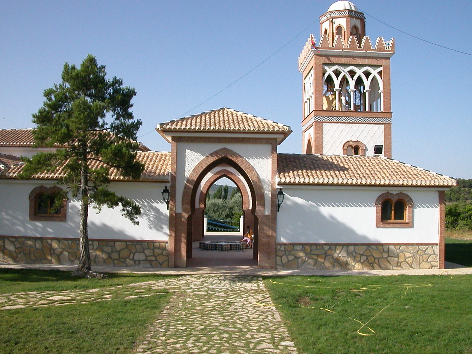 Rosales Mosque
