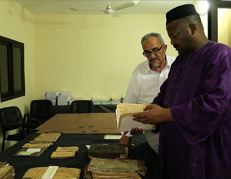 SAFEGUARDING THE MANUSCRIPTS FROM TIMBUKTU