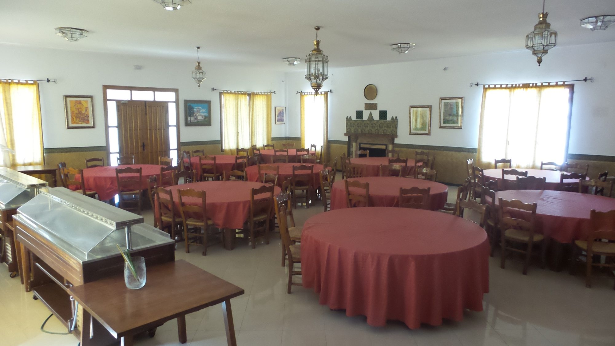 ALQUERIA RESTAURANT Alqueriaderosalesorg - Restaurant table organizers