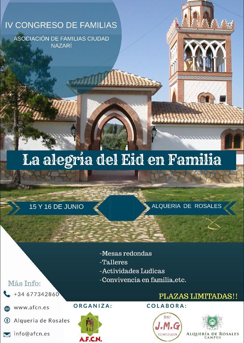 Eid-Fitr en Familia